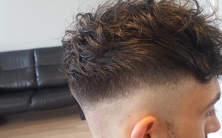 fryzjerstwo męskie